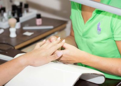 Hand- & Fußpflege