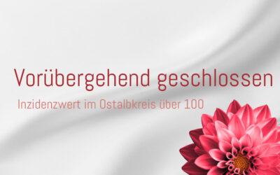 Inzidenzwert über 100: Kosmetikstudios im Ostalbkreis wieder geschlossen